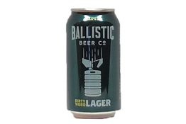 Ballistic Ballistic Dirty Word Lager
