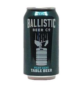 Ballistic Ballistic Pilot Light Table Beer