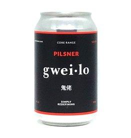 Gweilo Gweilo Pilsner Can
