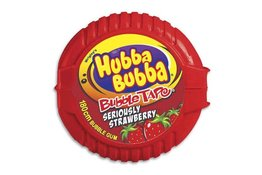 Hubba Bubba Hubba Bubba Tape Strawberry 56g