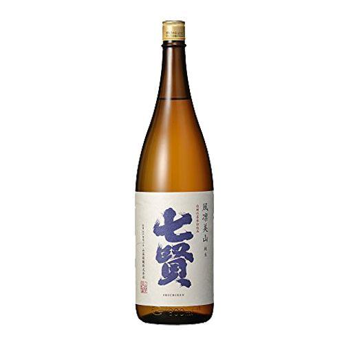 SHICHIKEN Shichiken Furinbizan Junmai Sake 七賢 風澟美山 純米酒 720ml