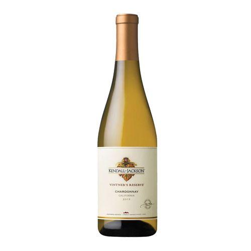 Kendall Jackson Kendall Jackson Vintner's Reserve Chardonnay 2015, California, U.S (750ml)