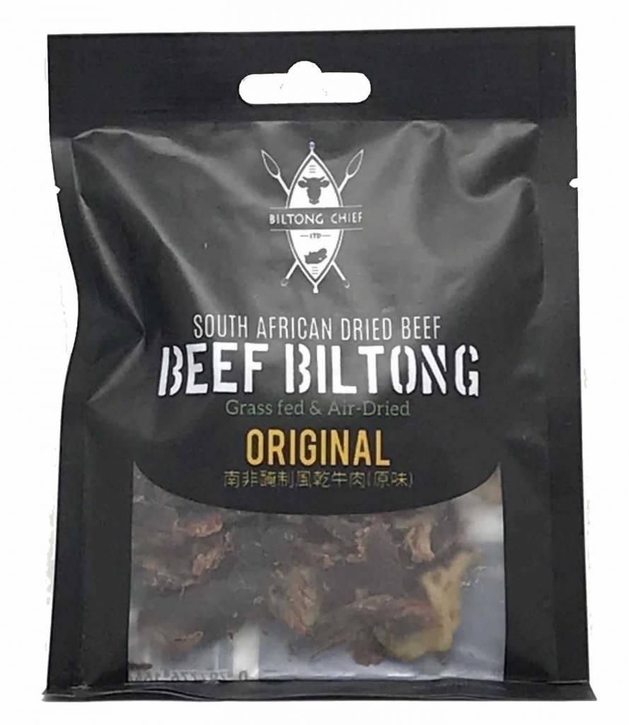 Biltong Chief Biltong Chief Sliced Original 500g
