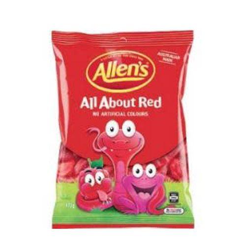 Allen's Allen's All About Red 170g