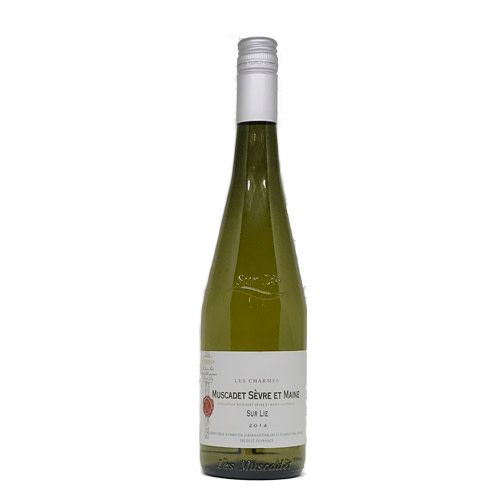 Ackerman Ackerman Muscadet Serve Et Maine sur Lie 2014, Melon Blanc, Loire Valley, France*