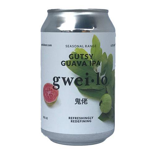 Gweilo Gweilo Guava IPA can