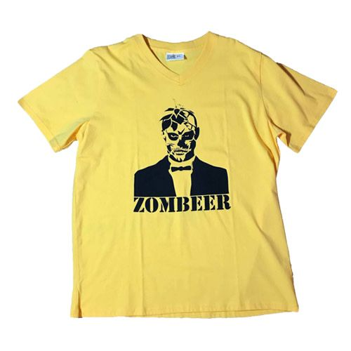 The Bottle Shop Pty Limited Zombeer T-Shirt