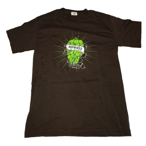 8Wired Brewing 8Wired Hopwired Men's T-Shirt S Size