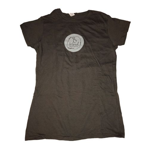 8Wired Brewing 8Wired Logo Women's T-Shirt S Size