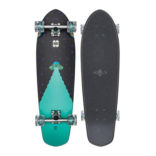 "Globe Brand Omnipollo x Globe Aniara 32"" Big Blazer Cruiser Skateboard"