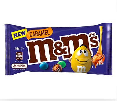 M&M'S M&M's Caramel 40g