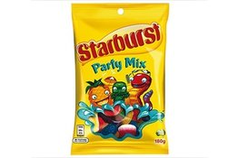 Starburst Starburst Party Mix 180g