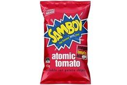 Samboy Samboy Atomic Tomato 45g