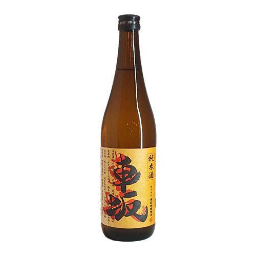 Kurumazaka Kurumazaka (Wakayama) Junmaishu 車坂 純米酒 720ml
