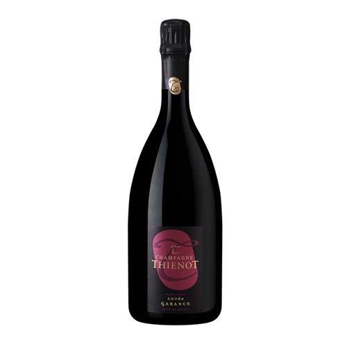 """Thiénot Thienot """"Cuvee Garrance"""" Brut Millesime 2007, Blanc de Rouges, Champagne, France"""