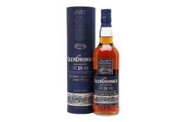 GlenDronach Glendronach 18 Years Old Single Malt Scotch Whisky, Highland 1L