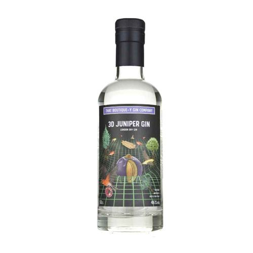That Boutique - Y Gin Company That Boutique - Y Gin Company 3D Jupiter Gin