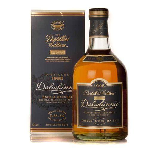 Dalwhinnie Dalwhinnie Distillers Edition 1995-2011