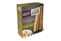 Huntley & Palmers Huntley & Palmers Flatbread Mixed Herb 125g