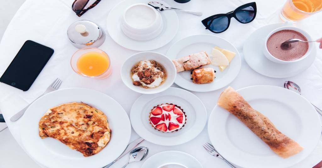 Is Brunch Time Over?