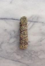 Native Sage 5-Star Mini Bundle (Sacred Sage, Copal, Sweetgrass, Lavender Flower, White Sage)