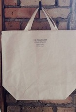 The Foundry Home Goods Canvas Tote Organic Cotton