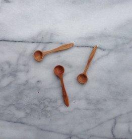 Olivewood Pendulum Spice Spoon