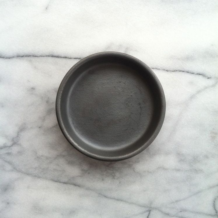 Portuguese Barro Negro Handmade Mini Gratin