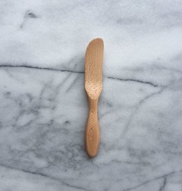 Japanese Mulberry Handcarved Butter Knife