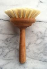 Swedish Stand Up Bath Tub Cleaning Brush - Birch