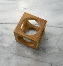 Handmade Minneapolis Maple Baby Block Cubicle - XL