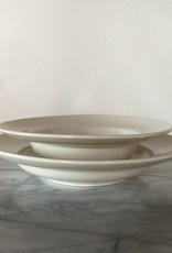 John Julian John Julian Plain Porcelain Shallow Bowl - 9.75D