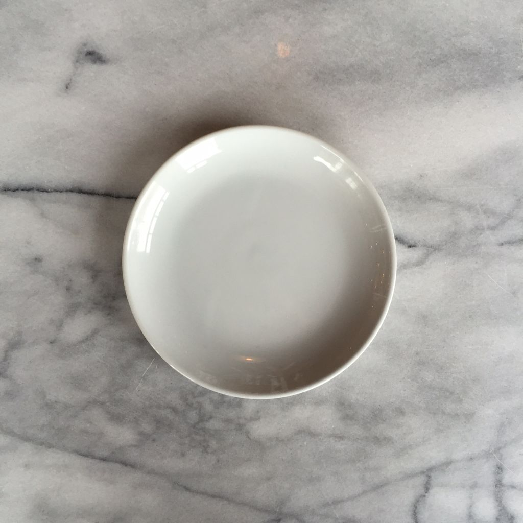Everyday Tiny Plate - White - 6 in.