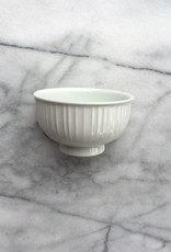 Tiny Faceted Tea Cup or Bowl - 3.5 in.