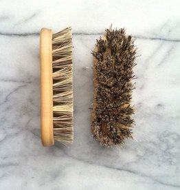 Birch Kitchen + Vegetable Brush - Small - Stiff Union Blend - 5 in
