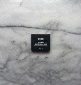 Ohto Dude Fountain Pen Refill - Blue (6 pc.)