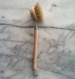 Swedish Everyday Dishbrush with Replacable Head - Soft Bristle