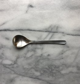 Sori Stainless Desert Spoon - 6.75 in. L