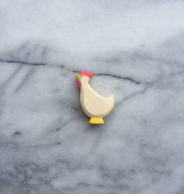 Ostheimer Toys Hen White Head Up