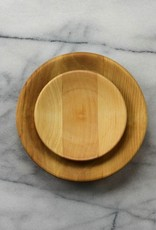 Oiled Birch Plate - Small - 3.75 in.