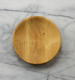 Oiled Birch Plate - Large - 5.5 in.