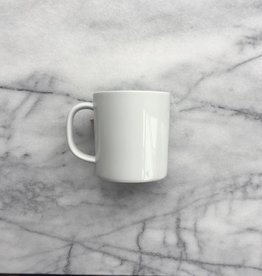 Everyday Ceramic Mug - White