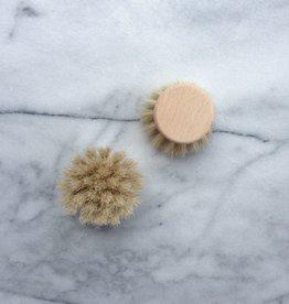 Swedish Everyday Dishbrush Replacement Head - Soft Bristle