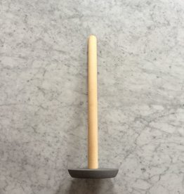 Birch Toilet Paper Holder - Light Grey Concrete