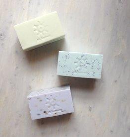 Set of Three Soaps - Lemongrass/Poppy/Lavender
