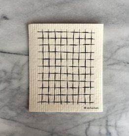 Swedish Sponge Cloth - Checked