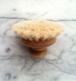 Large Bath Brush with Knob