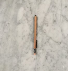 Wooden Mechanical Pencil with Clip - Short - Natural
