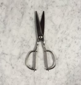 "Toribe Stainless Kitchen Scissors - 8"" L"