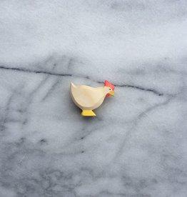 Ostheimer Toys Hen White Standing